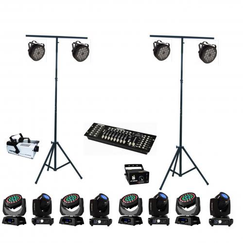 Аренда комплекта светового оборудования №6