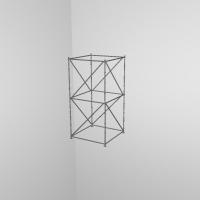 Модульная сценическая конструкция 2х2х4м