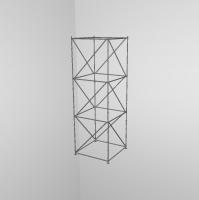 Модульная сценическая конструкция 2х2х6м