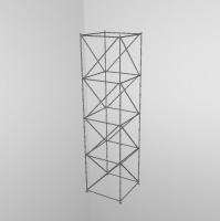 Модульная сценическая конструкция 2х2х8м