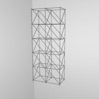 Модульная сценическая конструкция 2х4х10м
