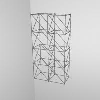 Модульная сценическая конструкция 2х4х8м