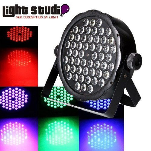 Light Studio PAR-64 L014 RGBW 54*1.5W