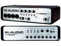 Аудио интерфейс M-AUDIO M-Track Quad