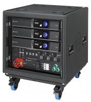 Системный рэк на базе усилителей TGX20