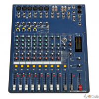JB Sound MG124CX Микшерный пульт
