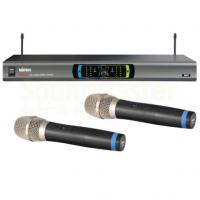 Радиосистема вокальная Mipro MR-823D/MH-80*2/MD-20* condenser (799.450/814.875