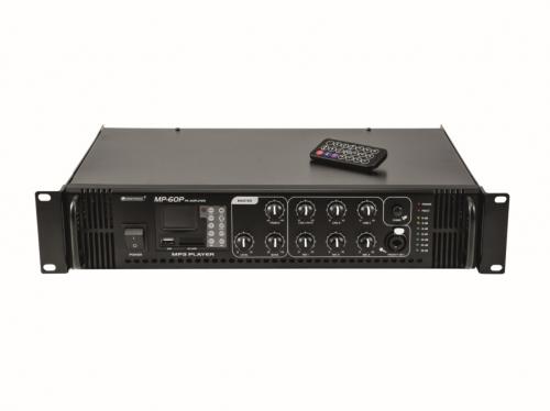 Усилитель мощности трансляционный Omnitronic MP-60 P