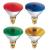 PAR 38 лампа Philips красная