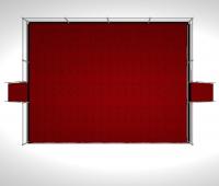 Сценический подиум стальной 8х6 высотой 1,7м