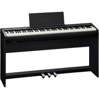 Цифровое пианино Roland FP30 BK+S, со стойкой