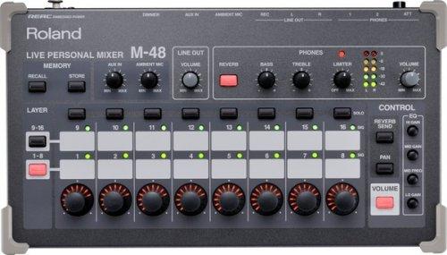 Цифровой микшер ROLAND M48