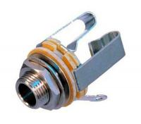 ROXTONE RJ065 панельный Jack 6,3 Stereo (Мама)