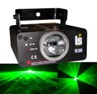 Light Studio S30 Лазер зеленый 30мВт