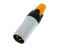 Разъем кабельный XLR-M Seetronic SC3MXX-W