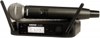 Цифровая радиосистема SHURE GLXD24/SM58
