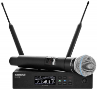 SHURE QLXD24/B58 радиосистема