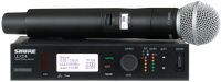 Радиосистема SHURE ULXD24/SM58