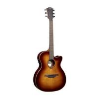 Электроакустическая гитара LAG Tramontane T100ACE-BRS