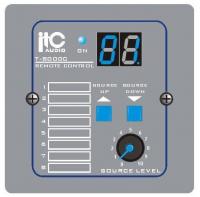ITC T-8000C Пульт управления трансляцией в зоне