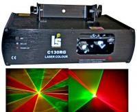 Light Studio T5300RGY Лазер RGY мультиэффект 300мВт