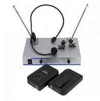 Takstar TS-3310PP с наголовным и петличным микрофоном