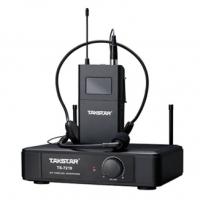 Takstar TS-7210P с наголовным и петличным микрофоном