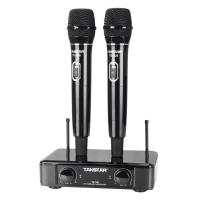 Takstar TS-7220HH радиосистема два вокальных микрофона