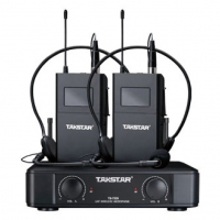 Takstar TS-7220PP радиосистема с двумя наголовными микрофонами