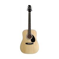 Акустическая вестерн гитара 1/2 Stagg SW201 1/2 N