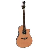 Электроакустическая гитара Vintage VR6N 4/4