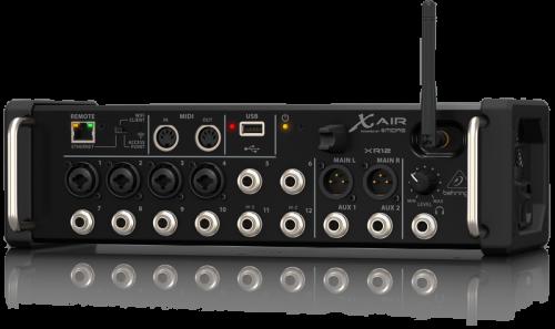 Цифровой микшер BEHRINGER  XR12 X-air
